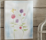 Botanical Canvas Art, Floral