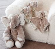 Nursery Elephant Plush Set