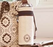 Larkspur Bottle Bag, Brown