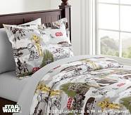 <em>Star Wars</em>&#8482; Return of the Jedi&#8482; Duvet Cover, Twin