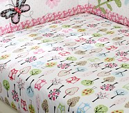 Woodlands Crib Fitted Sheet