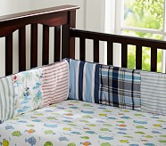 Boys' Lahaina Crib Fitted Sheet