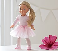 Ballerina Doll Outfit
