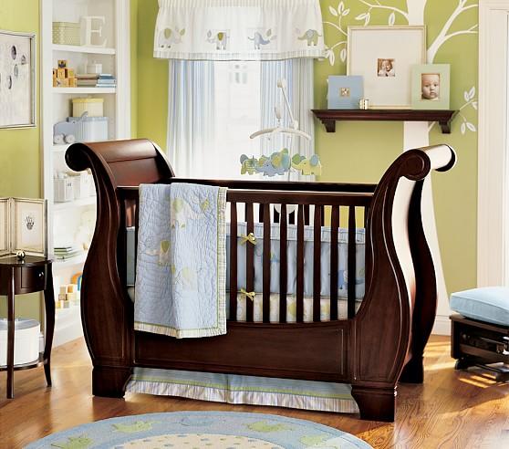 Eli's Elephant Nursery Set