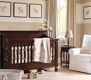 Nursery Quilt Bedding Set: Toddler Quilt, Crib Skirt & Crib Fitted Sheet