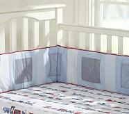 Logan Crib Fitted Sheet