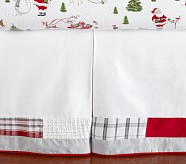 Dear Santa Crib Skirt