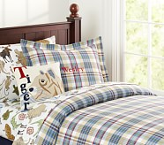 Wesley Duvet Cover, Twin