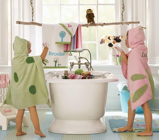 Bath Wraps Pottery Barn Kids