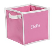 Solid Pink Harper Pop Up Tote