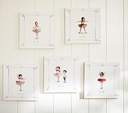 Ballet Canvas, Set of 5