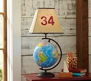 Globe Lamp Base