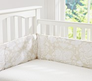 Lillian Nursery Crib Fitted Sheet
