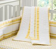 Harper Nursery Quilt, Yellow