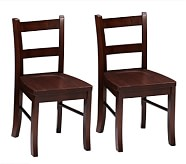 Set of 2 Chairs, Sun Valley Espresso