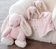 Nursery Bunny Plush Set