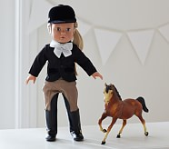 Equestrian Doll Outfit