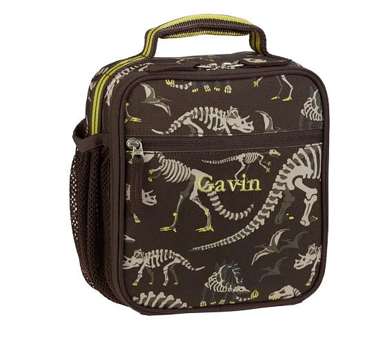 Mackenzie Brown Dino Classic Lunch Bag