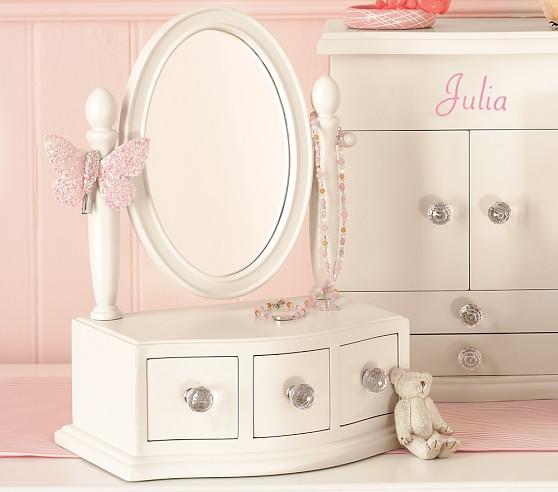 Vanity Jewelry Box