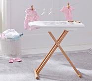 Clean As A Whistle Ironing Board