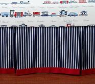Logan Crib Skirt