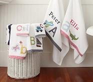ABC Girl Towel Set of 3