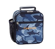 Classic Lunch Bag, Mackenzie Navy Shark Camo