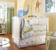 Jungle Friends Nursery Set