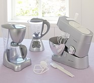 Silver Appliances, Chrome Stand Mixer