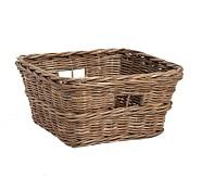 Taupe Sabrina Basket Collection, Medium