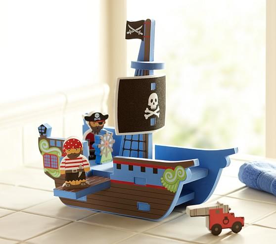 Pirate Ship Foam World