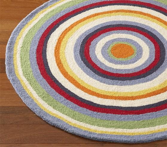 circus round rug swatch  pottery barn kids, pottery barn elephant round rug, pottery barn round animal rug, pottery barn round area rugs