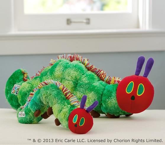 The Very Hungry Caterpillar™ Plush, Large Caterpillar