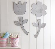 Daisy Flower Shaped Mirror