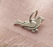 Baroni Bird Necklace, January