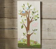Hayley Tree Plaques, Medium