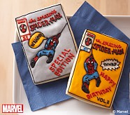 Spider-Man™ Comic Book Cookie Cutters