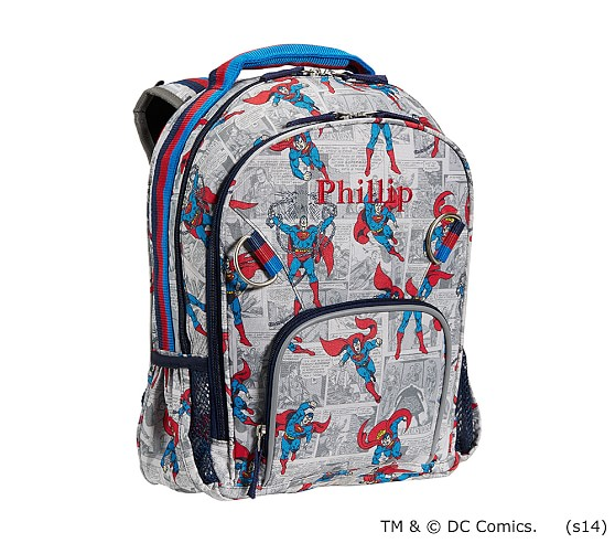 Small Backpack, SUPERMAN™ Collection