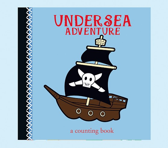 Under Sea Adventure Foam Book