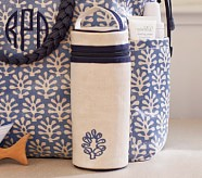 Larkspur Bottle Bag, Blue