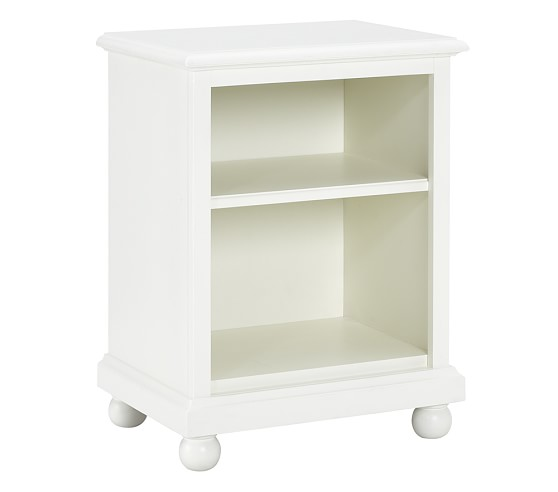 Catalina Nightstand, Simply White