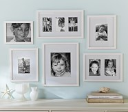 White Gallery in a Box Set, Set of 6