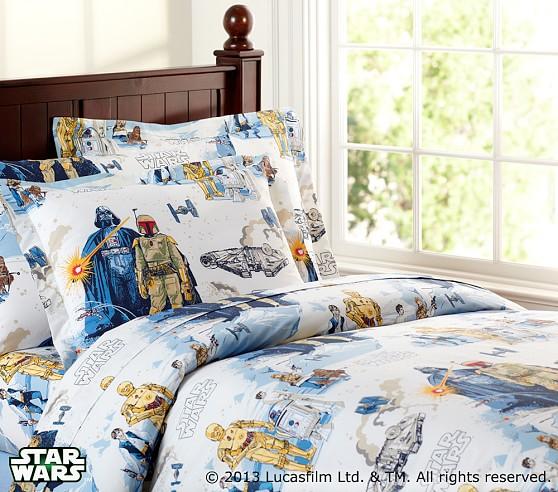 <em>Star Wars</em>&#8482; The Empire Strikes Back&#8482; Duvet Cover, Twin