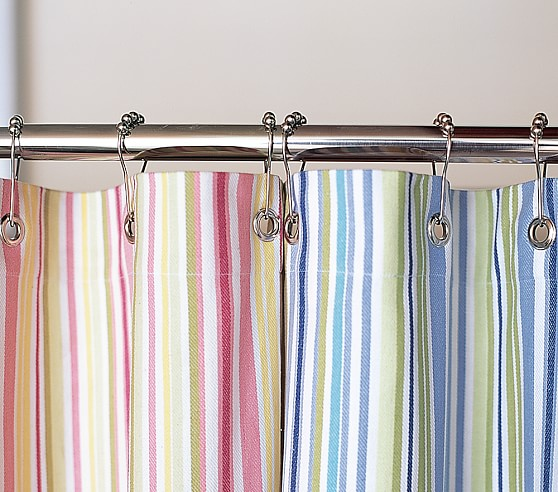 Shower Curtain Roller Rings