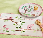 Bird Personalized Place Mat