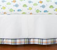 Boys' Lahaina Crib Skirt
