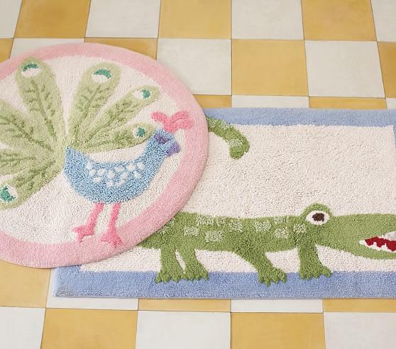 Jordan Bath Mat, Pink