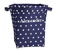 Star Large Canvas Storage, Navy