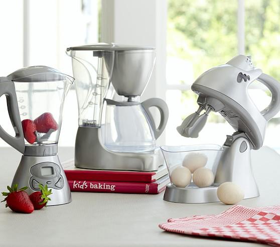 Kitchen Appliances Set: Toy Kitchen Appliances