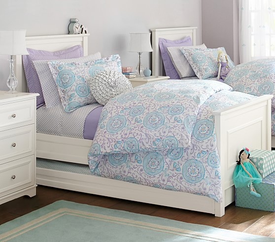 Fillmore bedroom set pottery barn kids for Pottery barn kids rooms